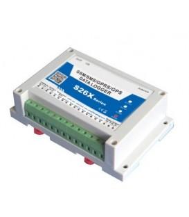 Rejestrator temperatury S260 z funkcją alarmu SMS