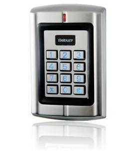 Czytnik kart i zamek kodowy z kontrolerem dostępu i interfejsem Wiegand - Sebury W3-B