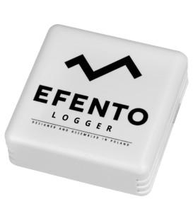 Rejestrator temperatury Efento Logger z sondą