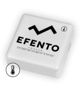 Bezprzewodowy rejestrator temperatury Efento